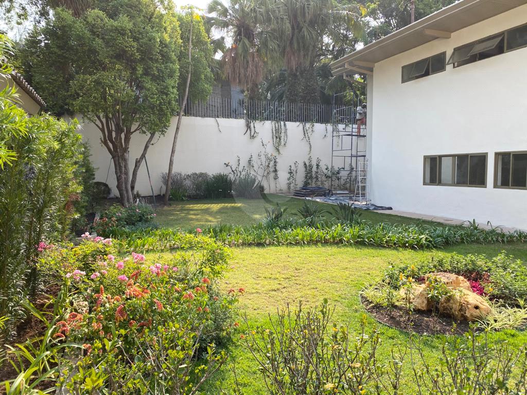 Venda Casa São Paulo Jardim América REO388515 9