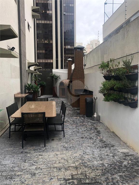 Venda Apartamento São Paulo Moema REO389650 12