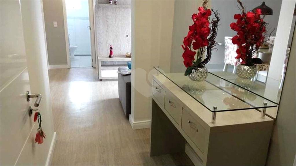 Venda Apartamento Santos Aparecida REO390832 3