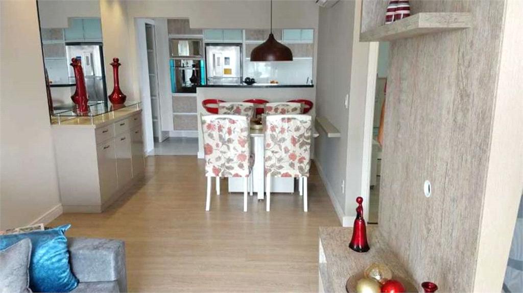 Venda Apartamento Santos Aparecida REO390832 1