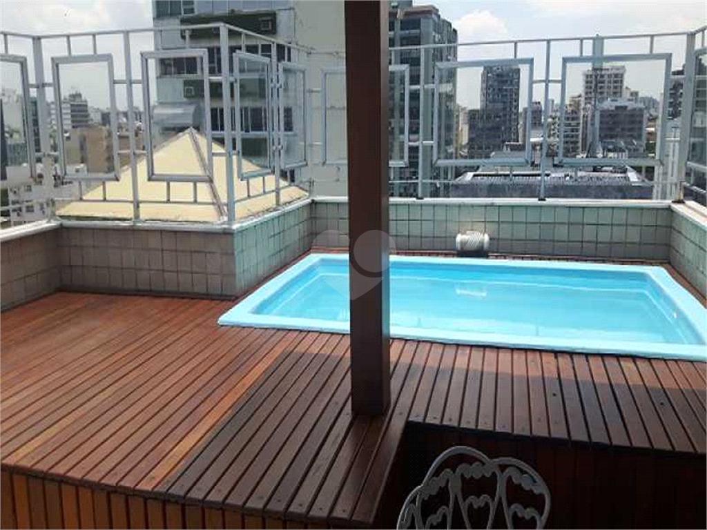 Venda Cobertura Rio De Janeiro Tijuca REO390906 2