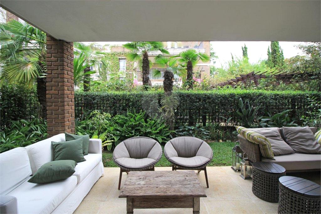 Venda Apartamento São Paulo Alto De Pinheiros REO392689 1