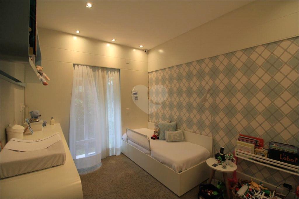 Venda Apartamento São Paulo Alto De Pinheiros REO392689 35
