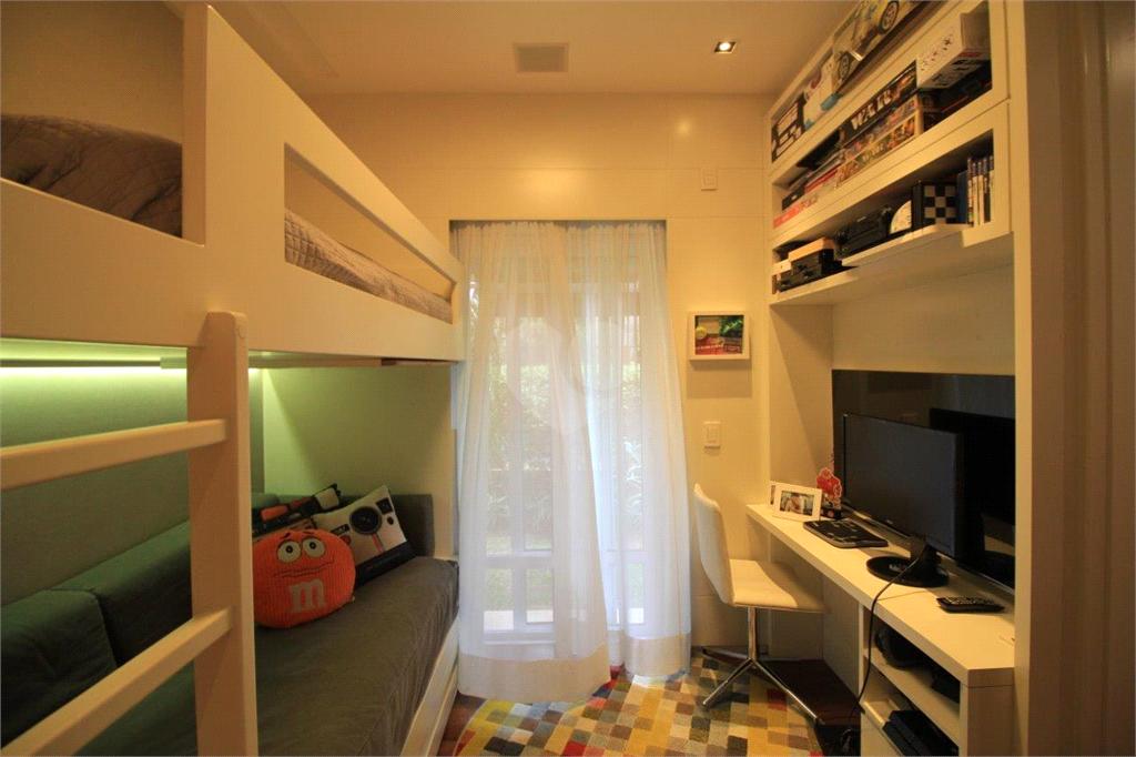 Venda Apartamento São Paulo Alto De Pinheiros REO392689 39