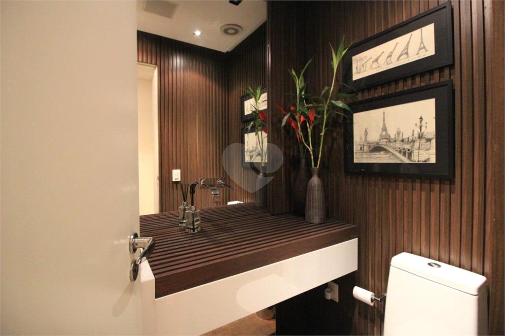 Venda Apartamento São Paulo Alto De Pinheiros REO392689 34