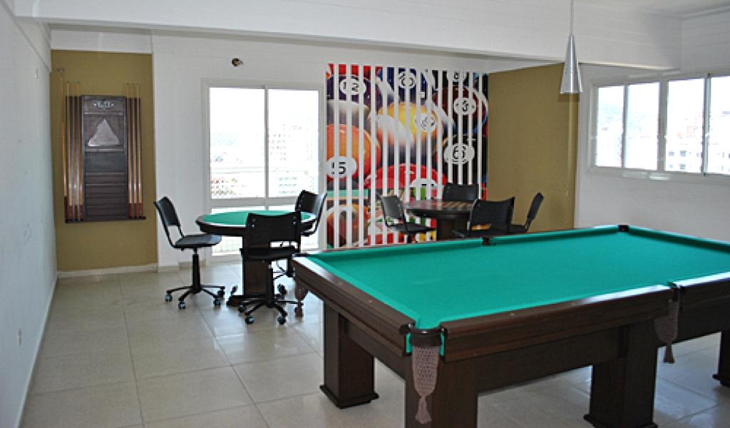 Venda Apartamento Praia Grande Canto Do Forte REO392929 6
