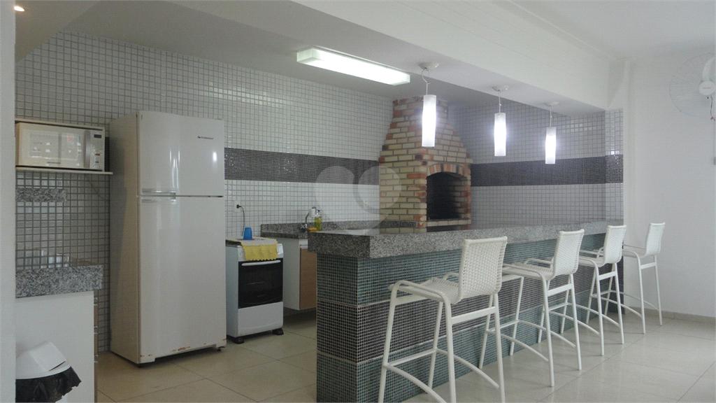 Venda Apartamento Praia Grande Canto Do Forte REO392929 14