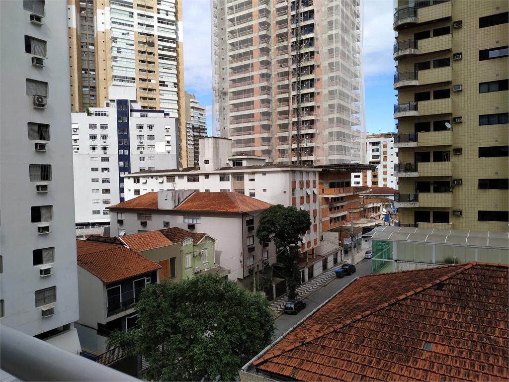 Aluguel Apartamento Santos Gonzaga REO394174 21