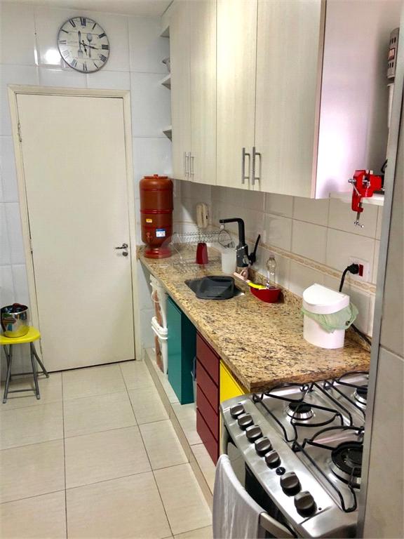 Venda Apartamento São Paulo Santo Amaro REO394762 7