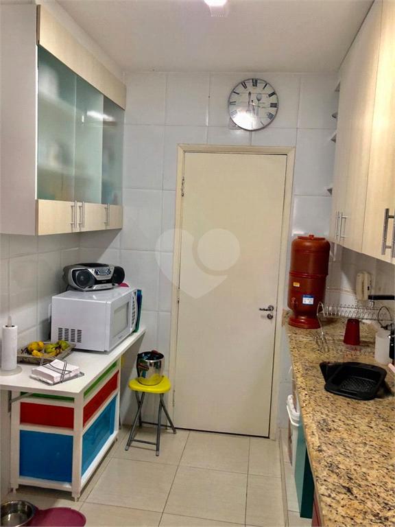 Venda Apartamento São Paulo Santo Amaro REO394762 9