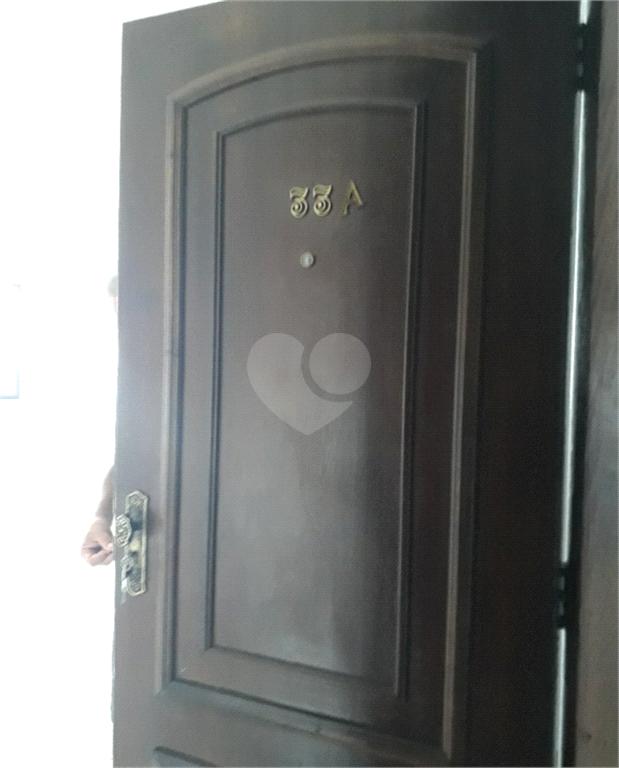 Venda Apartamento Santos Vila Mathias REO395077 26
