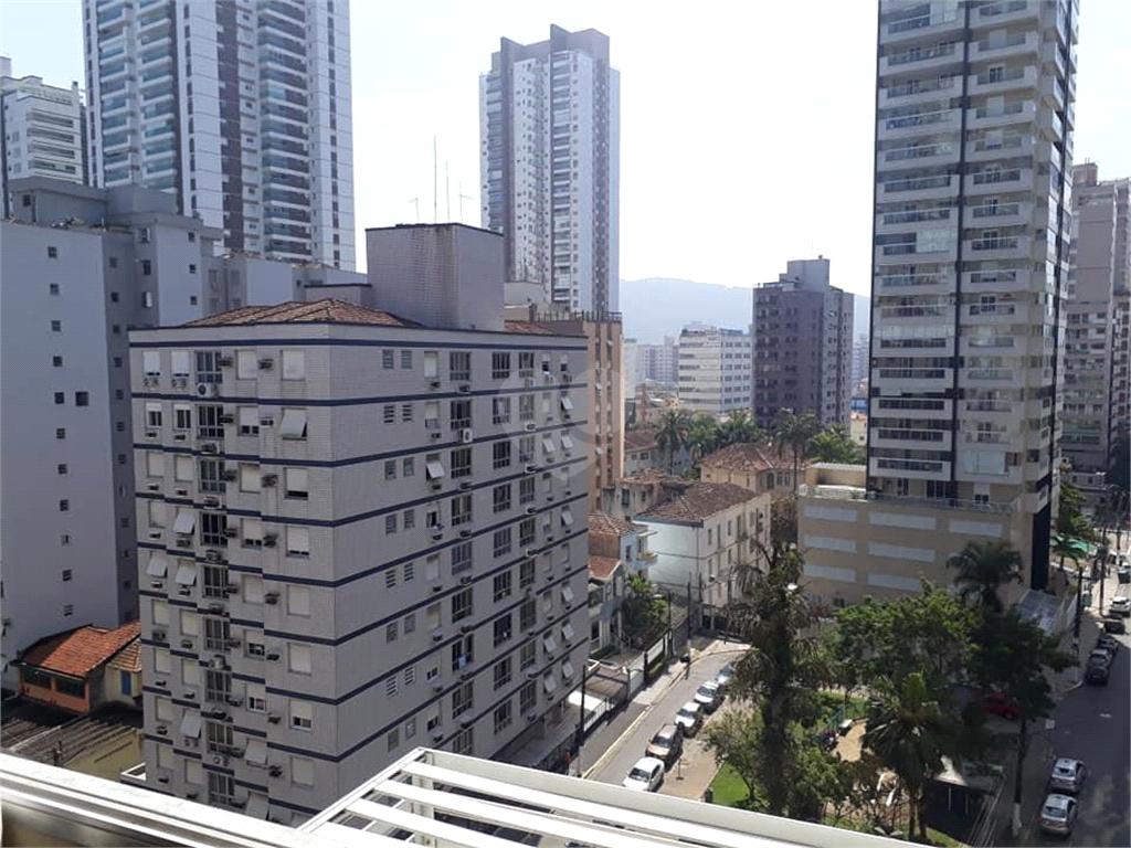 Venda Apartamento Santos Pompéia REO395256 10