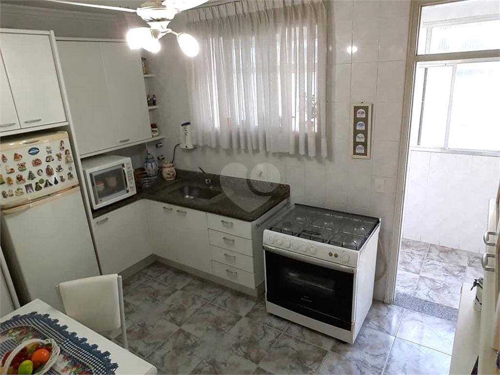 Venda Apartamento Santos Pompéia REO395256 17