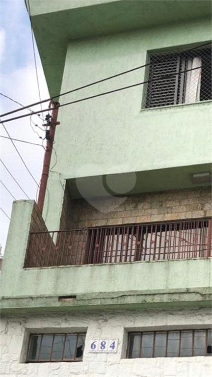 Venda Sobrado São Paulo Vila Isolina Mazzei REO395531 1