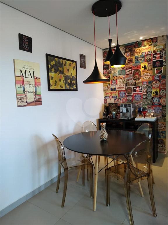 Venda Apartamento Santos Vila Mathias REO397552 2