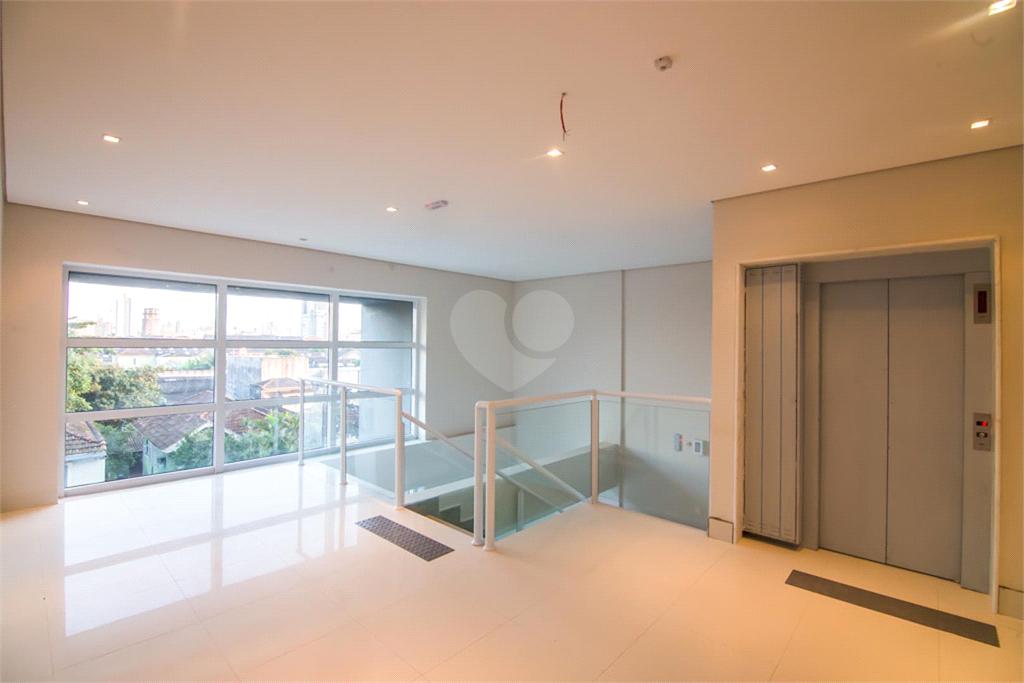 Venda Apartamento Santos Vila Mathias REO397552 38