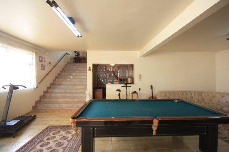 Venda Casa térrea São Paulo Vila Hamburguesa REO39875 36
