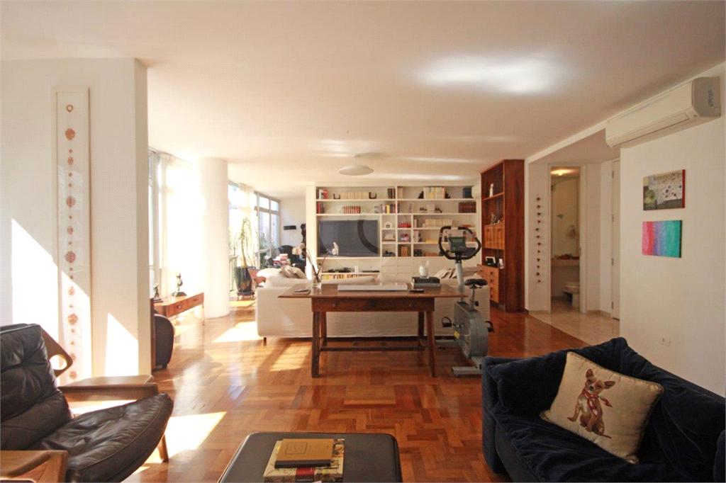 Venda Apartamento São Paulo Higienópolis REO399054 1