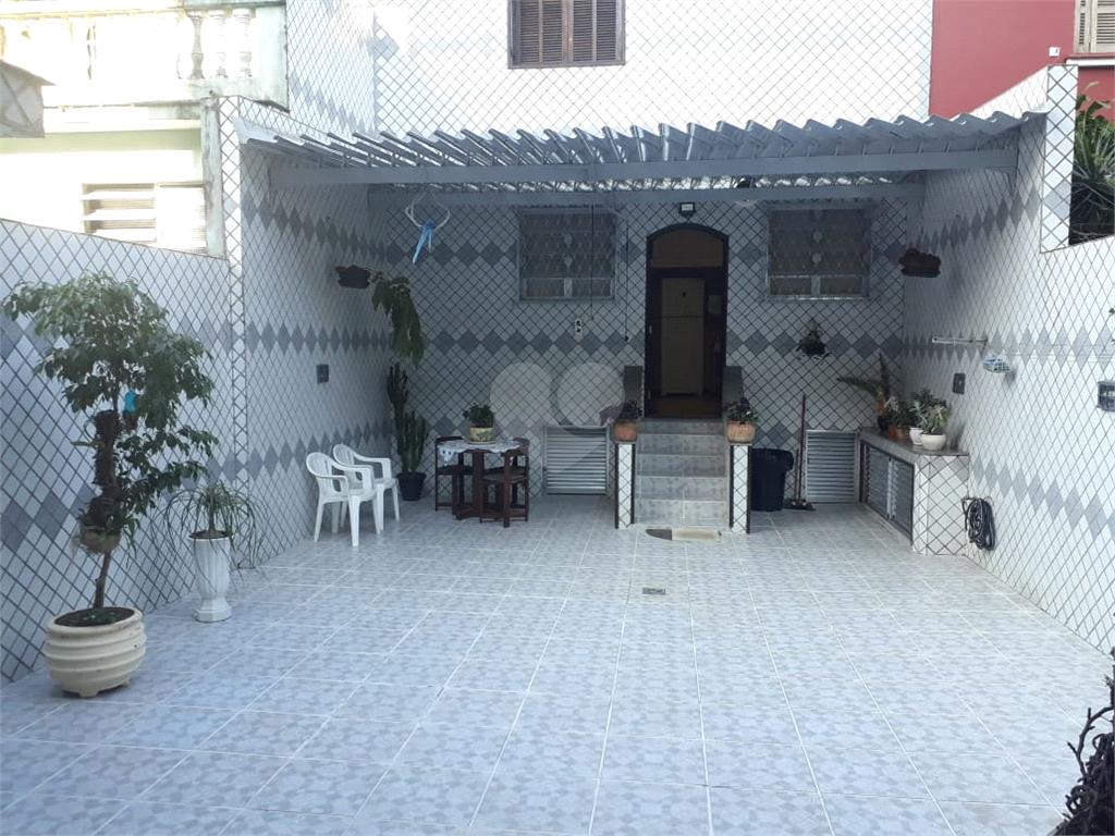 Venda Sobrado Santos Campo Grande REO399293 25
