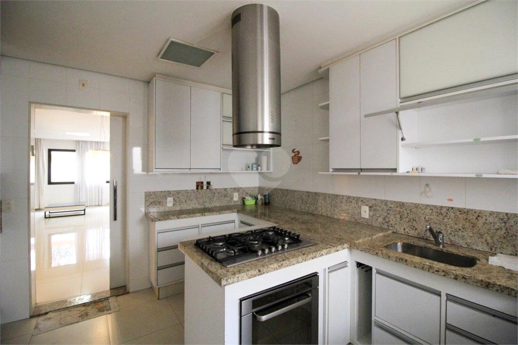 Venda Casa térrea São Paulo Alto De Pinheiros REO400688 13