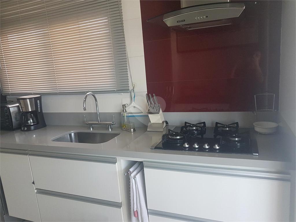 Venda Apartamento Mogi Das Cruzes Vila Nova Socorro REO401116 10