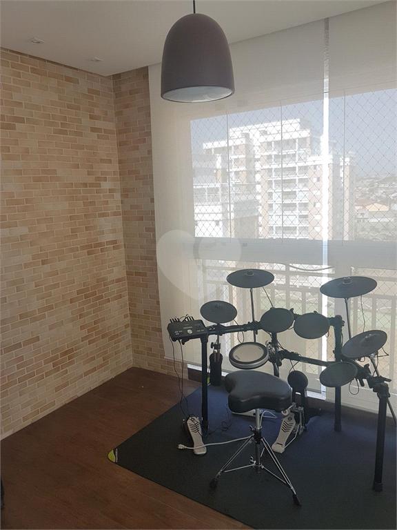 Venda Apartamento Mogi Das Cruzes Vila Nova Socorro REO401116 21