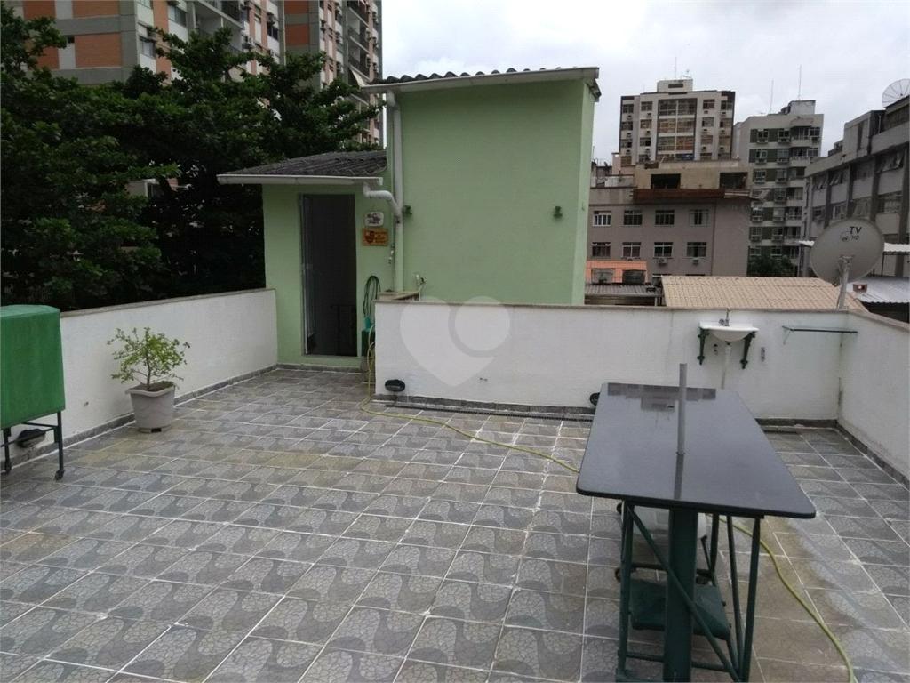 Venda Casa de vila Rio De Janeiro Tijuca REO401961 20