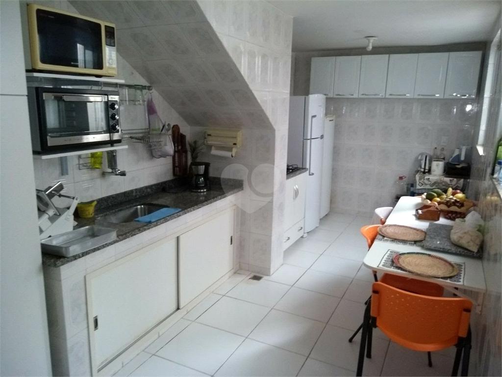 Venda Casa de vila Rio De Janeiro Tijuca REO401961 17