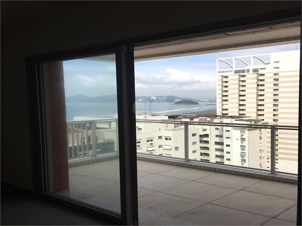 Aluguel Apartamento Santos Boqueirão REO402238 15