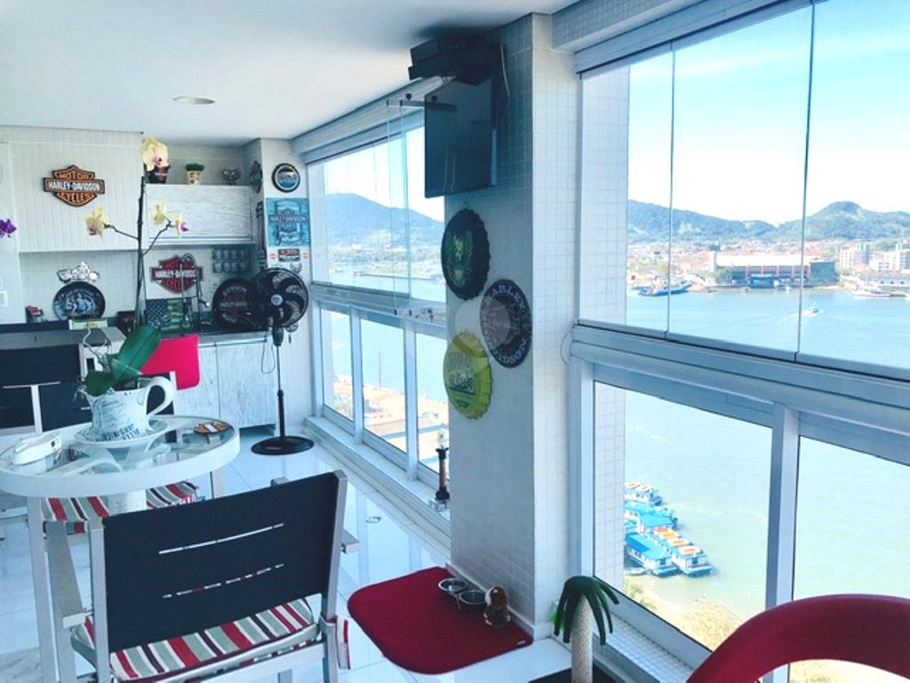 Venda Apartamento Santos Ponta Da Praia REO402476 16