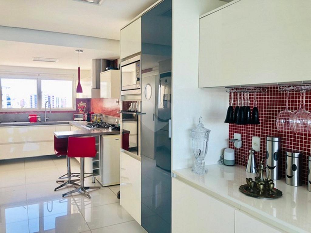 Venda Apartamento Santos Ponta Da Praia REO402476 21
