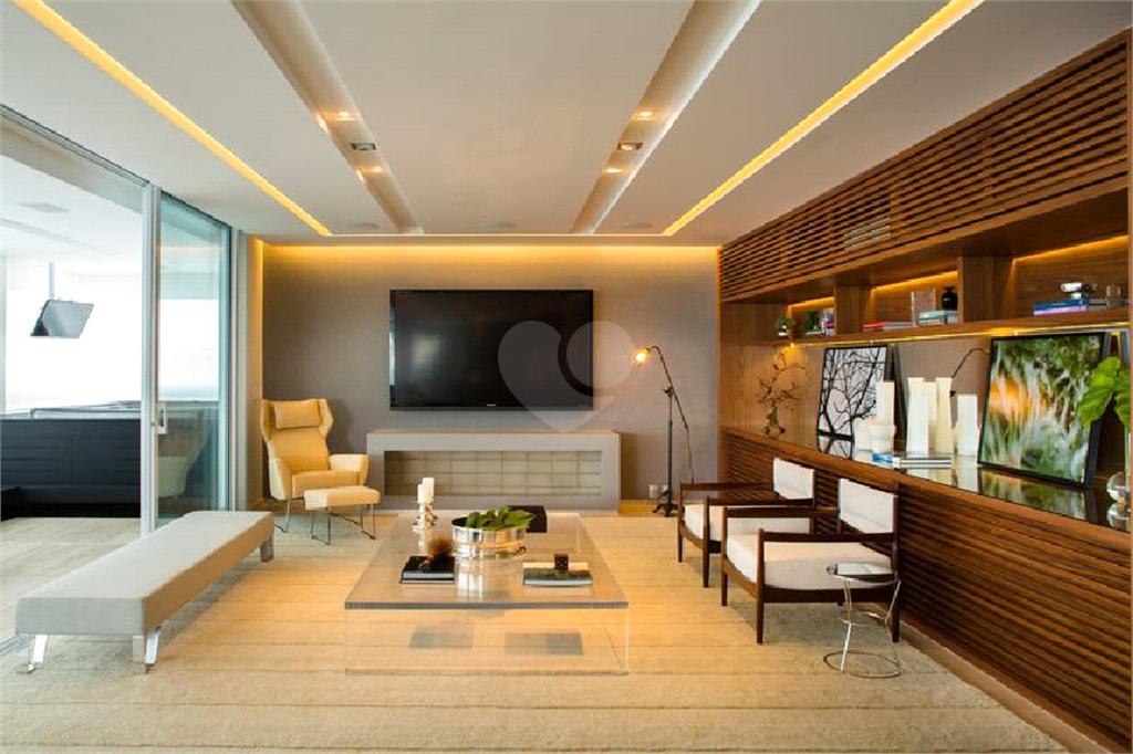 Venda Apartamento São Paulo Pinheiros REO403154 22