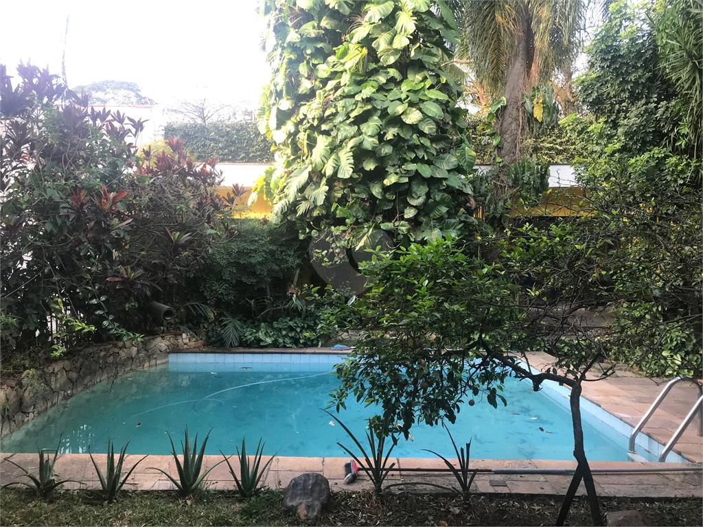 Venda Casa São Paulo Alto De Pinheiros REO404392 1