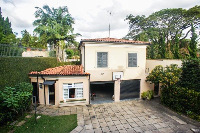 Venda Casa São Paulo Jardim Europa REO40485 15