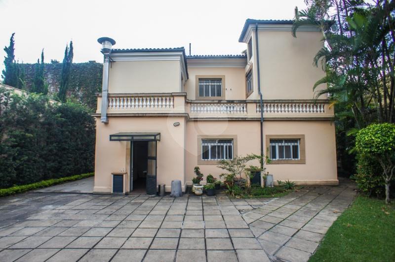 Venda Casa São Paulo Jardim Europa REO40485 16