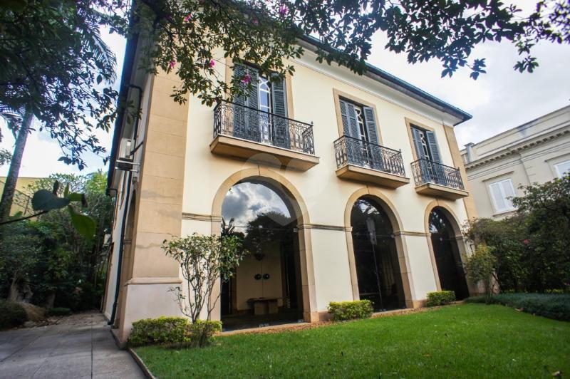 Venda Casa São Paulo Jardim Europa REO40485 21