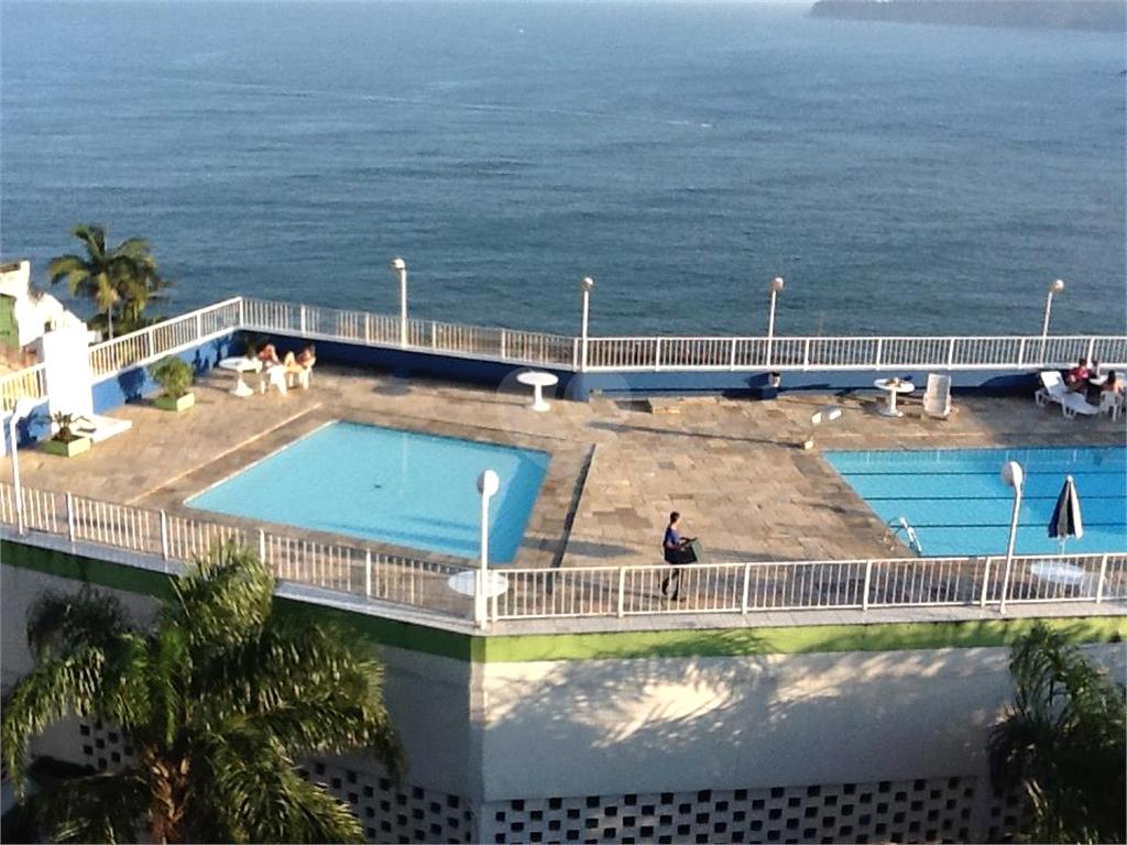 Venda Apartamento São Vicente Ilha Porchat REO404873 19