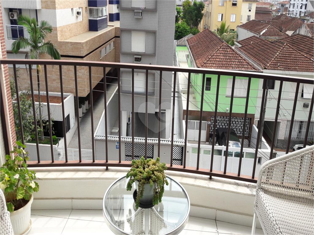 Venda Apartamento Santos Gonzaga REO405282 7