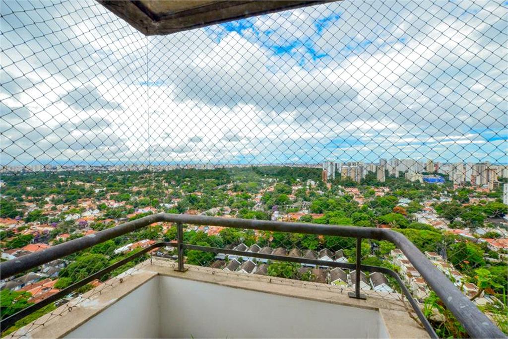 Venda Cobertura São Paulo Santo Amaro REO405459 25