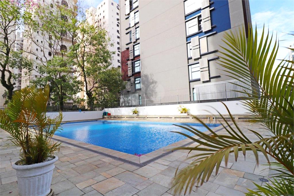 Venda Apartamento São Paulo Indianópolis REO405891 29