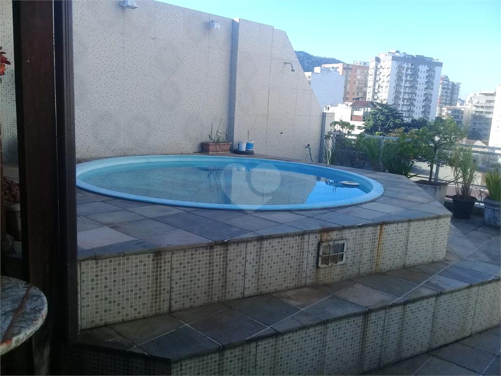 Venda Cobertura Rio De Janeiro Grajaú REO406348 2