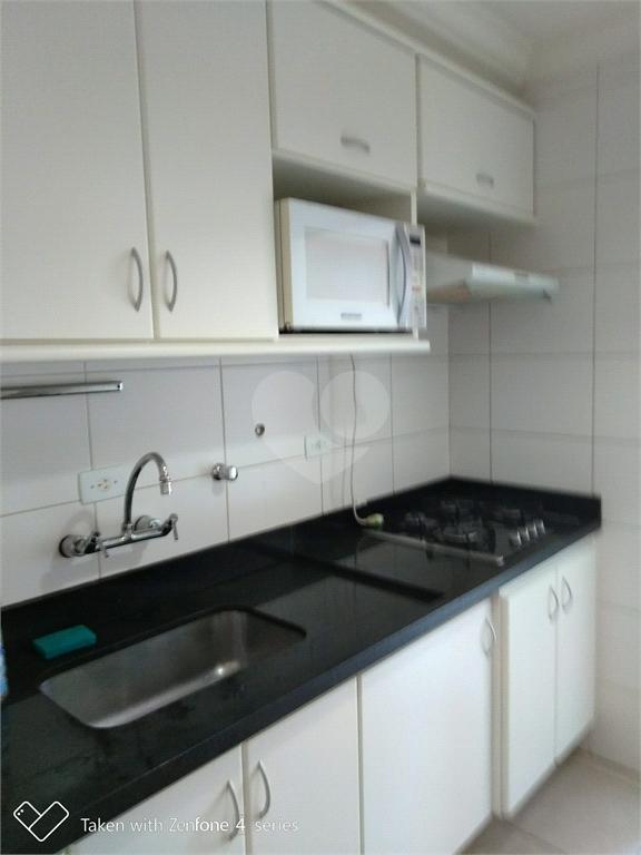 Venda Apartamento Santo André Campestre REO406427 24