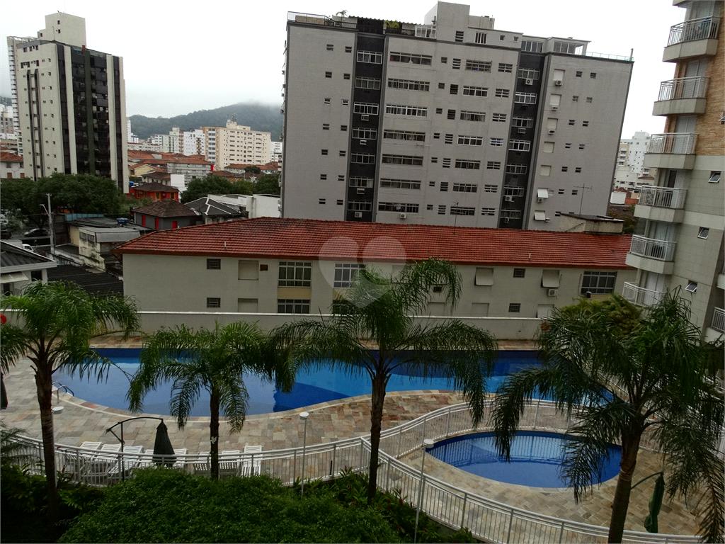 Venda Apartamento Santos Gonzaga REO406556 2