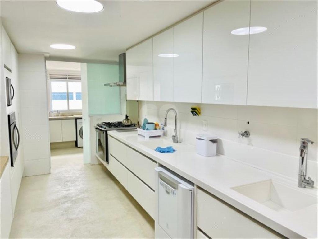 Venda Apartamento Santos Aparecida REO406730 15