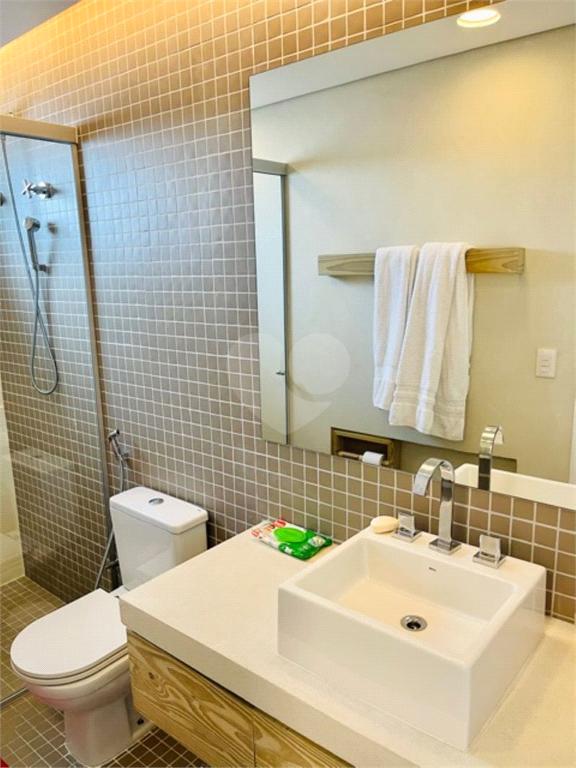 Venda Apartamento Santos Aparecida REO406730 21