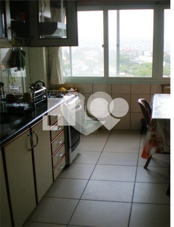 Venda Apartamento Porto Alegre Cristal REO428668 9