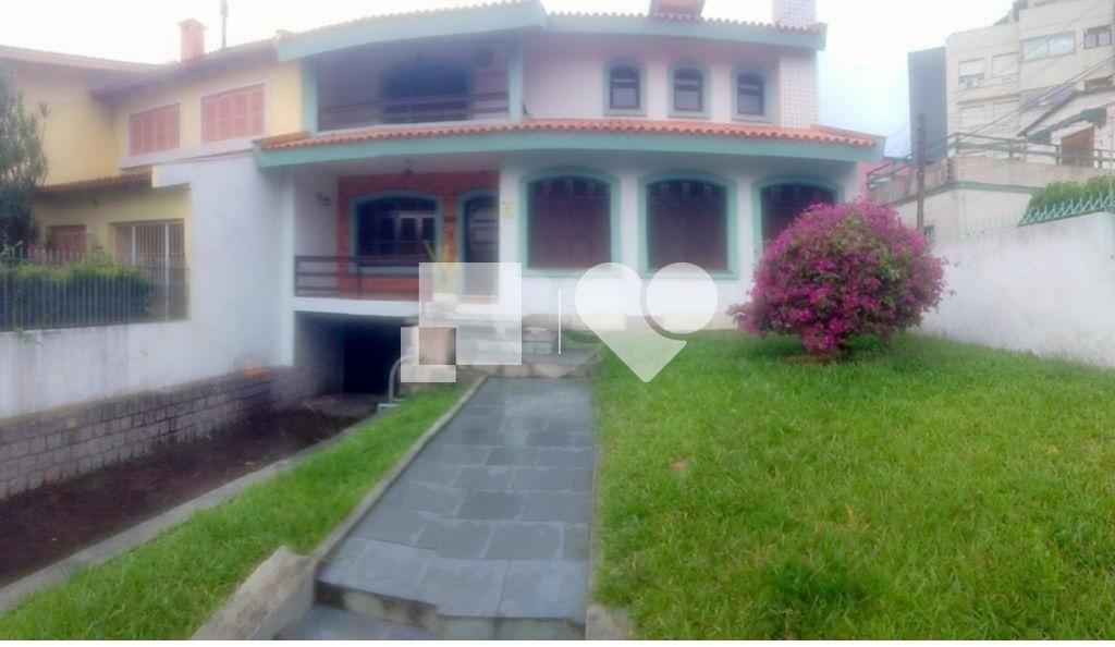 Venda Casa Porto Alegre Cristal REO430396 1