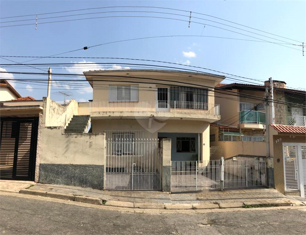 Venda Sobrado São Paulo Vila Isolina Mazzei REO443393 1