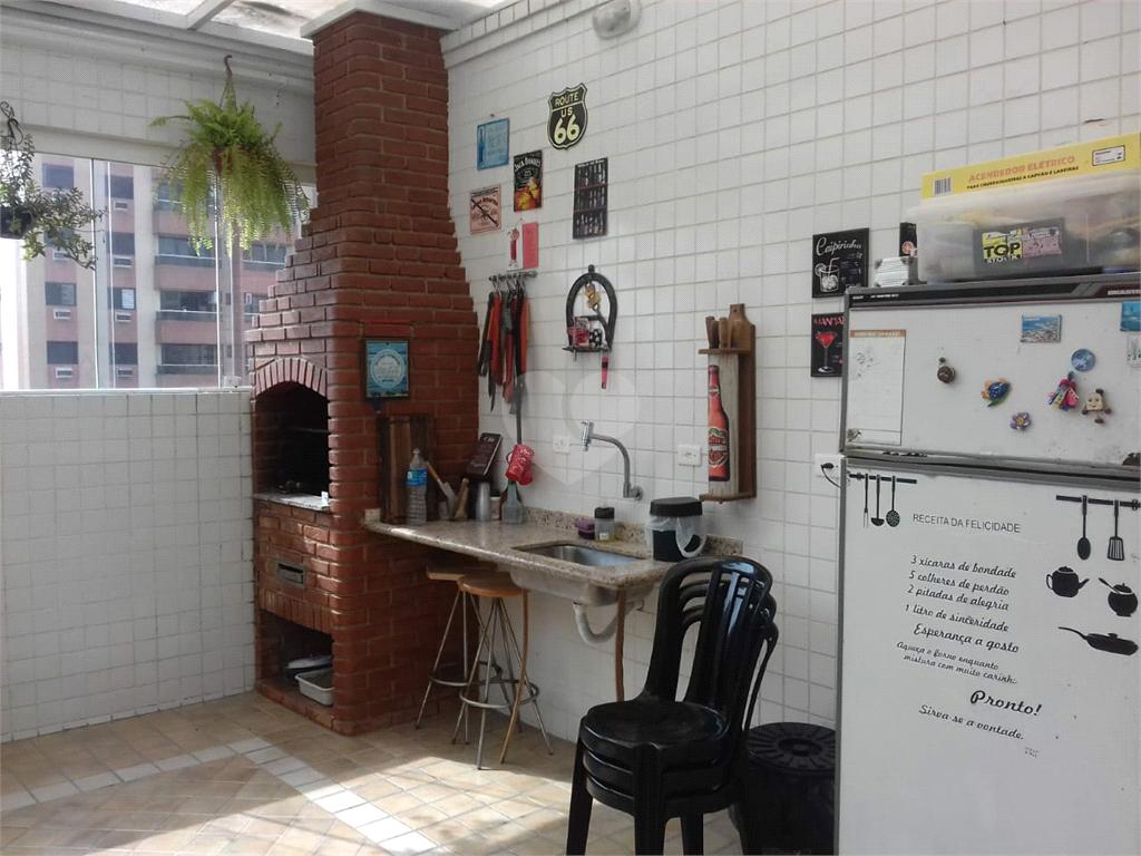 Venda Condomínio Santos Embaré REO443554 17