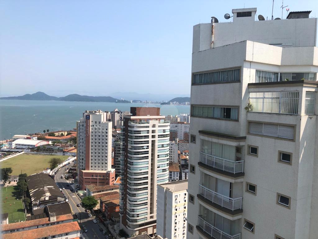 Venda Cobertura Santos Ponta Da Praia REO443988 15